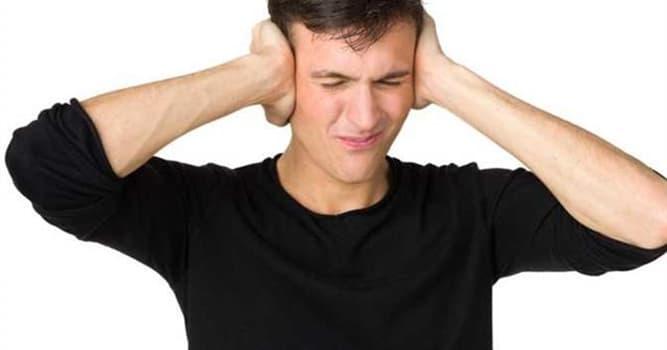 nauka Pytanie-Ciekawostka: Jak nazywają się doznania dźwiękowe mające miejsce przy braku zewnętrznych sygnałów dźwiękowych?