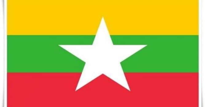 Geografia Pytanie-Ciekawostka: Jak teraz nazywa się Burma?