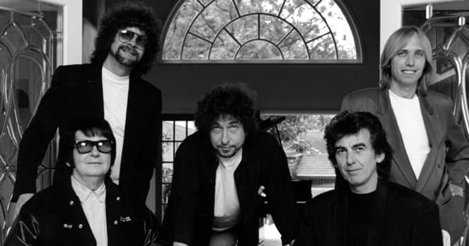 Kultura Pytanie-Ciekawostka: Jaki zespół rockowy założyli George Harrison, Tom Petty, Roy Orbison, Bob Dylan i Jeff Lynne w 1988?