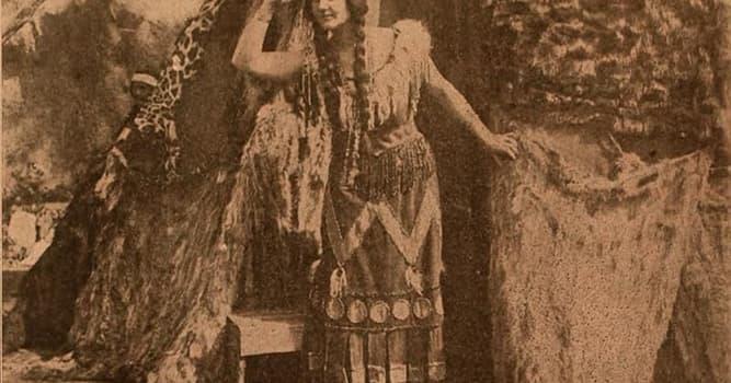 historia Pytanie-Ciekawostka: Jakie inne imię (imiona) miała Pocahontas?