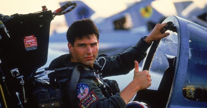 """Filmy Pytanie-Ciekawostka: Jakie sygnał rozpoznawczy miał bohater Toma Cruise'a w filmie """"Top Gun""""?"""