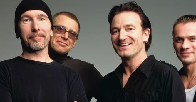 """Kultura Pytanie-Ciekawostka: Komu został poświęcony utwór zespołu U2 """"Angel of Harlem""""?"""