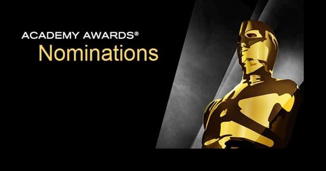 Filmy Pytanie-Ciekawostka: Kto jako pierwszy człowiek w historii otrzymał dziesięć nominacji do Oscara?