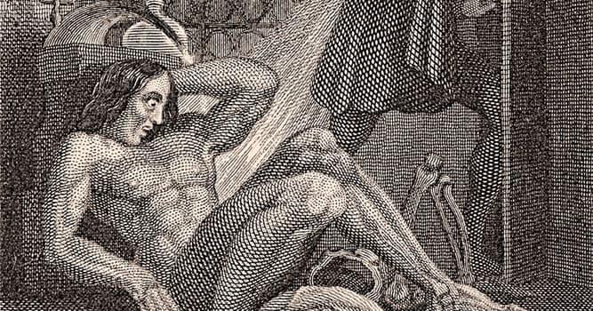 """Kultura Pytanie-Ciekawostka: Kto napisał powieść """"Frankenstein""""?"""