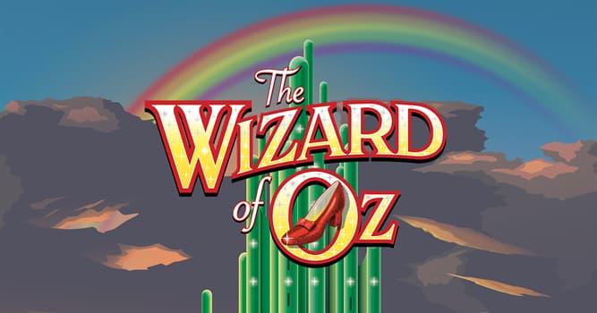 """Kultura Pytanie-Ciekawostka: Kto śpiewał piosenkę """"Over the Rainbow"""" w filmie """"Czarnoksiężnik z Oz"""" 1939 roku?"""