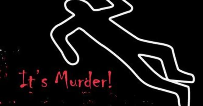 społeczeństwo Pytanie-Ciekawostka: Kto stał się pierwszym człowiekiem, który został zamordowany na żywo w telewizji?