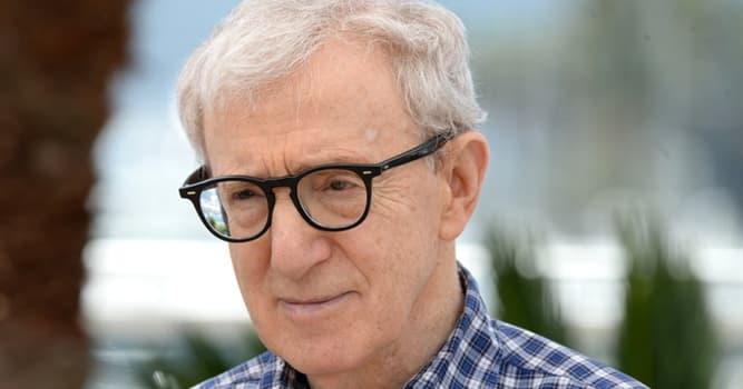 Filmy Pytanie-Ciekawostka: Który aktor/aktorka zagrał/-a w większości filmów Woody Allena?