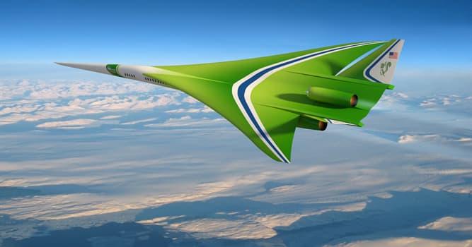 historia Pytanie-Ciekawostka: Który pasażerski samolot naddźwiękowy został oddany do użytku jako pierwszy?