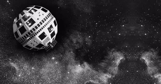 nauka Pytanie-Ciekawostka: Który satelita pomyślnie dokonał transatlantyckiej transmisji obrazu telewizyjnego w 1962 roku?