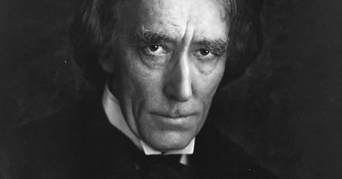 społeczeństwo Pytanie-Ciekawostka: Który słynny autor horrorów był kiedyś sekretarzem Henry'ego Irvinga?