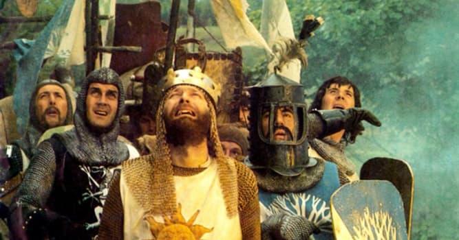 """Filmy Pytanie-Ciekawostka: Który spektakl na Broadwayu powstał na podstawie filmu """"Monty Python i Święty Graal""""?"""