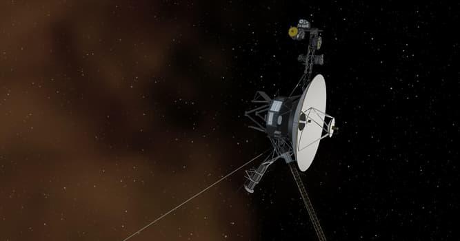 nauka Pytanie-Ciekawostka: Który statek kosmiczny poleciał najdalej?