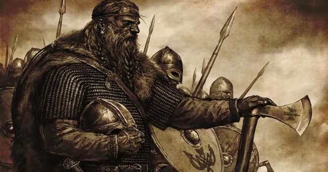 historia Pytanie-Ciekawostka: Który wiking jako pierwszy odkrył Amerykę Północną, wyprzedzając Kolumba?