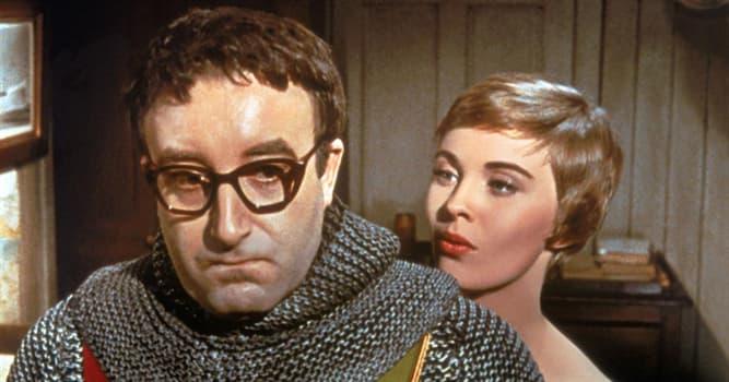 """Filmy Pytanie-Ciekawostka: Maleńkie fikcyjne księstwo Grand Fenwick zajmuje centralne miejsce w filmie z 1959 roku """"Mysz która ...""""?"""