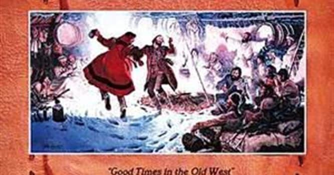 """historia Pytanie-Ciekawostka: W czasach Dziekiego Zachodu, co nazywało się """"conestoga""""?"""
