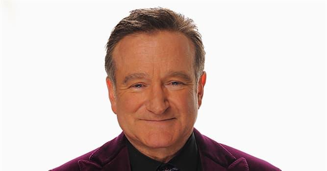 Filmy Pytanie-Ciekawostka: W którym filmie Robin Williams po raz pierwszy zagrał rolę główną?