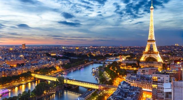 Cultura Pregunta Trivia: ¿Cuál de los siguientes no es un lugar emblemático de París?