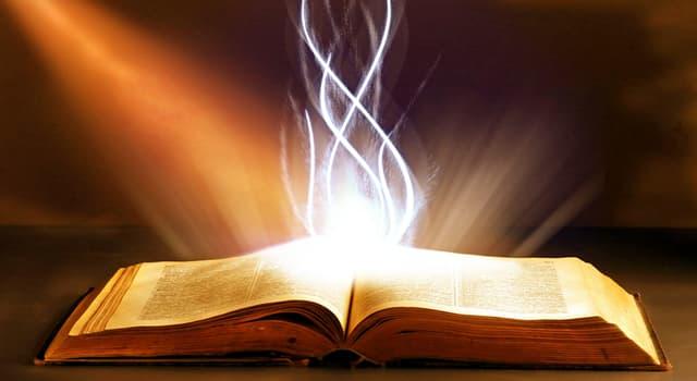 Cultura Pregunta Trivia: ¿Qué mujer se dice en la Biblia que fue creada de la costilla de Adán?