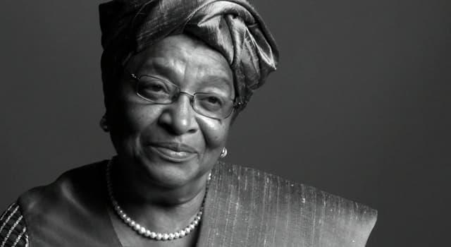 Historia Pregunta Trivia: ¿Qué continente tuvo como primera presidenta a Ellen Johnson-Sirleaf?