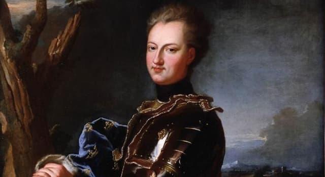 Historia Pregunta Trivia: ¿Qué fue lo que mató al rey Carlos XII de Suecia, según una versión?