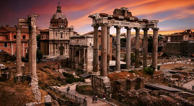 Naturaleza Pregunta Trivia: ¿Qué desastre natural causó una gran crisis en la Repúbica Romana en el año 43 a.C.?