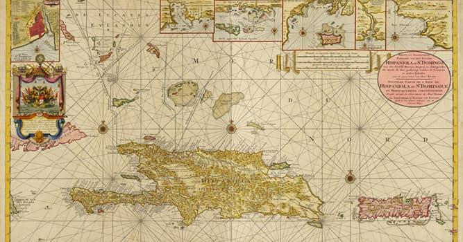 Geografia Pytanie-Ciekawostka: Który kraj oprócz Haiti zajmuje wyspę Hispaniola w Indiach Zachodnich?