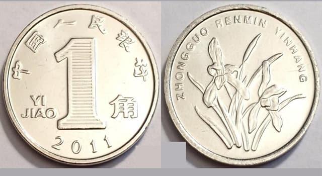 Sociedad Pregunta Trivia: ¿Cuántos jiao hay en un yuan chino?