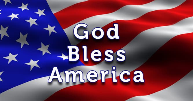 """Culture Trivia Question: The song """"God Bless America"""" was originally written for what 1918 musical?"""