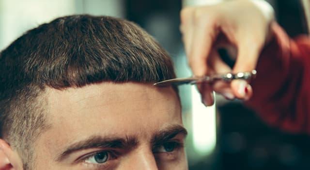 Cultura Pregunta Trivia: ¿A qué grupo de personas está asociado el corte de pelo conocido como tonsura?