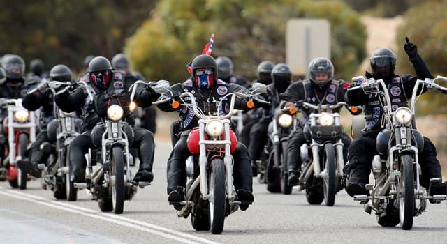 Historia Pregunta Trivia: ¿En qué década se originó la cultura de la motocicleta?