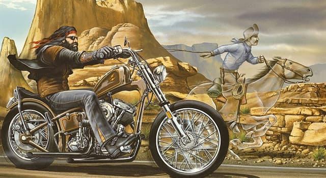 Cultura Pregunta Trivia: ¿En qué país se originó la subcultura de los motociclistas?