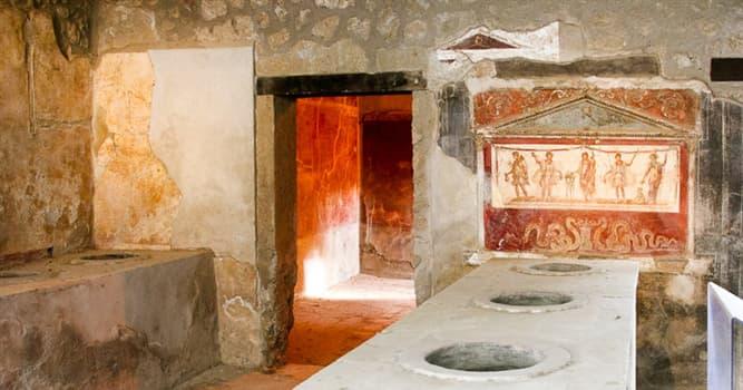 """Geschichte Wissensfrage: Was war ein """"Thermopolium"""" in dem alten griechisch-romanischen Kulturraum?"""