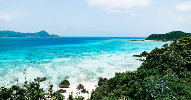 Geography Trivia Question: Where would you find the Amami Islands?