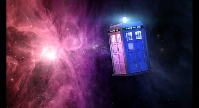 Películas Pregunta Trivia: ¿Qué doctor de la serie de televisión Doctor Who usaba un sombrero de ala ancha y una bufanda multicolor?