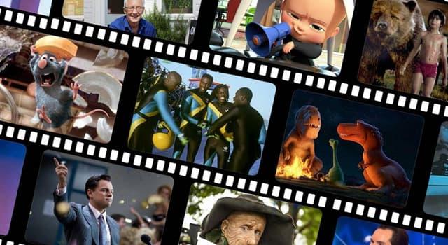 """Películas Pregunta Trivia: ¿Cuál de las siguientes películas contiene la icónica línea: """"Necesitará otro barco más grande""""?"""