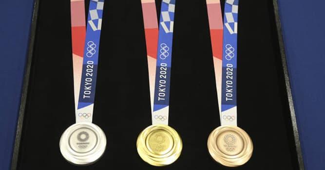 Deporte Pregunta Trivia: ¿Qué país tiene el mayor número de medallas en toda la historia de los Juegos Olímpicos de verano?