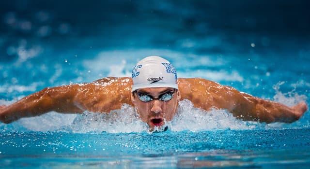 Deporte Pregunta Trivia: ¿Cuál de los siguientes NO es un estilo de natación?