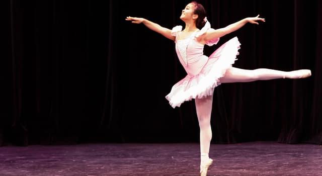 Cultura Pregunta Trivia: ¿Cuál de estos es un movimiento de ballet?