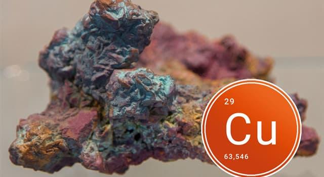 """Сiencia Pregunta Trivia: ¿Qué metal tiene un nombre que proviene del latín """"cuprum""""?"""
