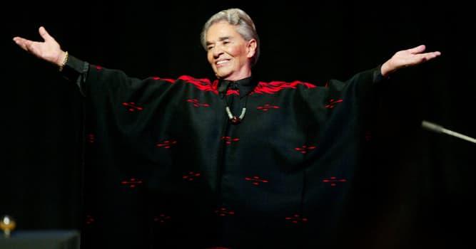 Cultura Pregunta Trivia: ¿Cuál de las siguientes canciones interpretaba Chavela Vargas?