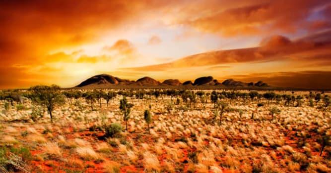 Geografía Pregunta Trivia: ¿Cuál es el desierto más extenso del mundo?