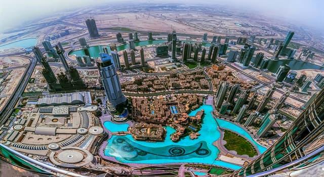 Historia Pregunta Trivia: ¿De qué país fue un protectorado Dubai a partir de la firma de un acuerdo en 1892?