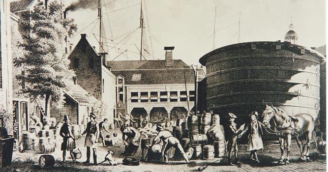 Historia Pregunta Trivia: ¿Cuánta gente murió en la inundación de cerveza de Londres en 1814?