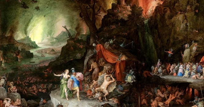Culture Trivia Question: In Greek mythology, who guards the gates of the Underworld?