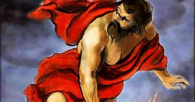Culture Trivia Question: In Greek mythology, who was Prometheus?