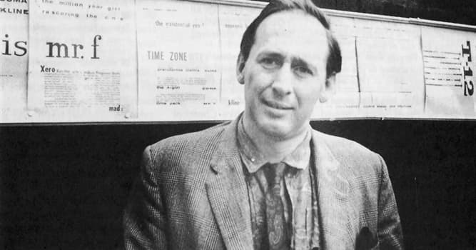 Culture Trivia Question: In the name of J.G. Ballard what does the J stand for?