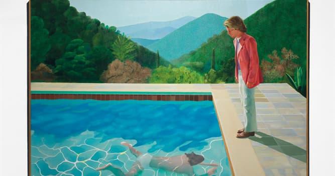 Culture Trivia Question: In what decade was British artist David Hockney born?