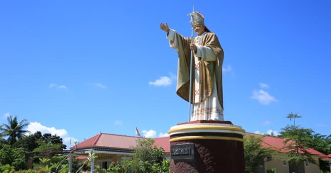Geography Trivia Question: In which country is the Roman Catholic Diocese of Maumere?