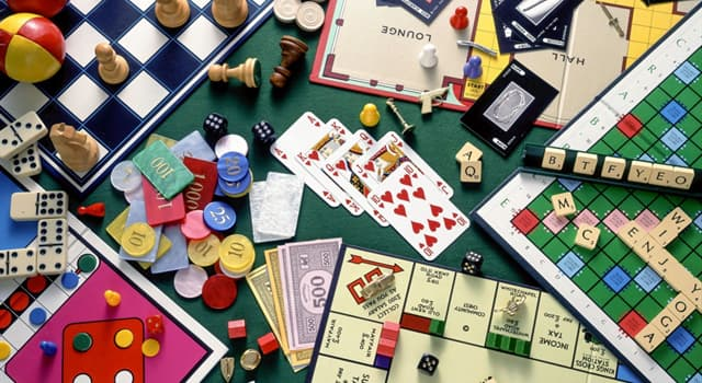 Cultura Pregunta Trivia: ¿Cuál de los siguientes es un famoso juego de azar?