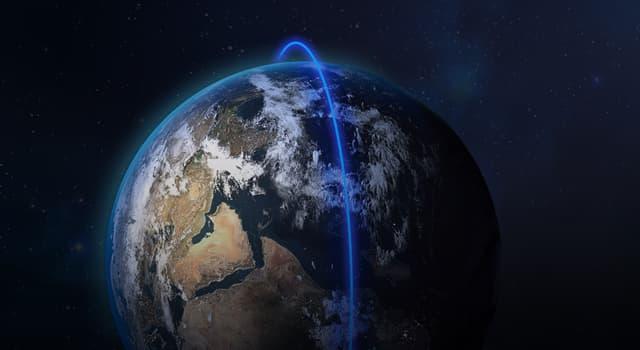 Сiencia Pregunta Trivia: ¿Cómo se llama la línea imaginaria que divide el globo terrestre en los hemisferios norte y sur?
